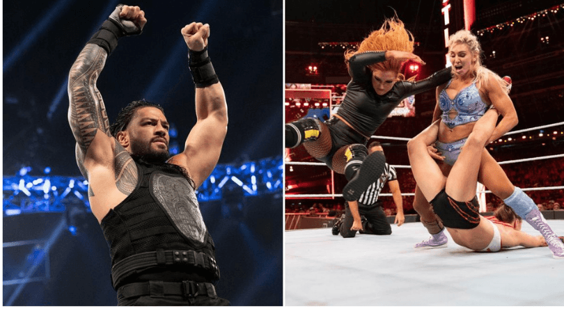 WWE News: WWE Superstars Roman Reigns, Becky Lynch and Charlotte Flair nominated for 2019 MTV Award