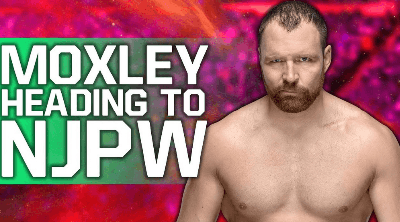 Jon Moxley: NJPW confirm The Unhinged Superstar's Debut date