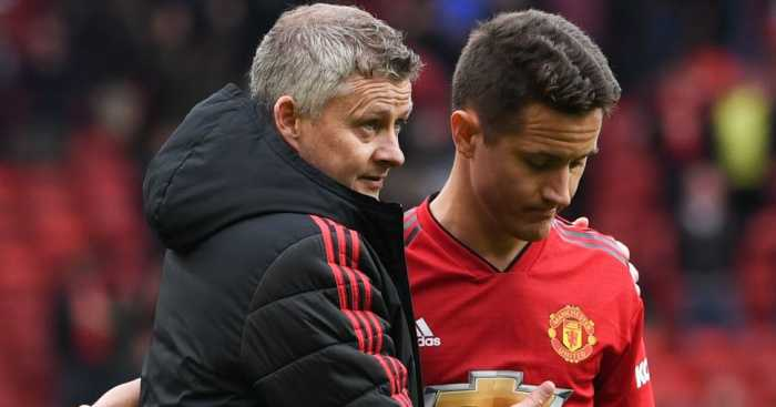 Ander Herrera: Outgoing Man Utd midfielder urges Solskjaer to follow Liverpool to become great again