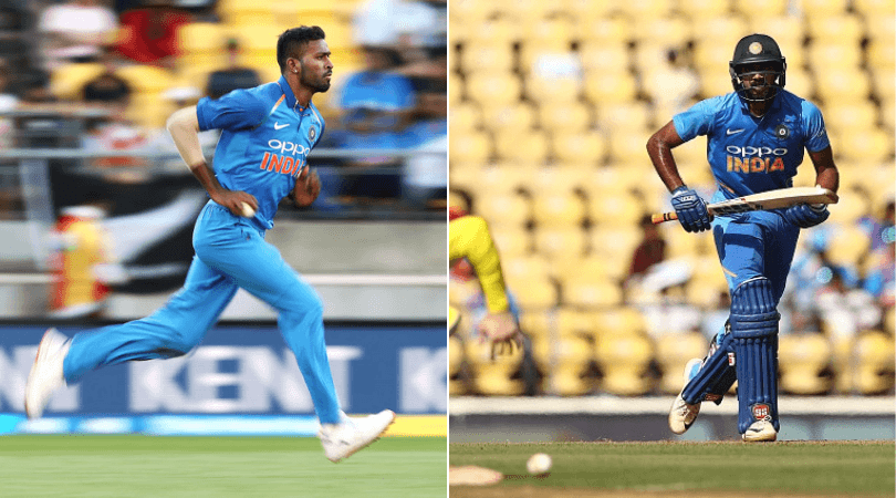 Indian Cricket Team News: Vijay Shankar quashes competition reports with Hardik Pandya during 2019 World Cup