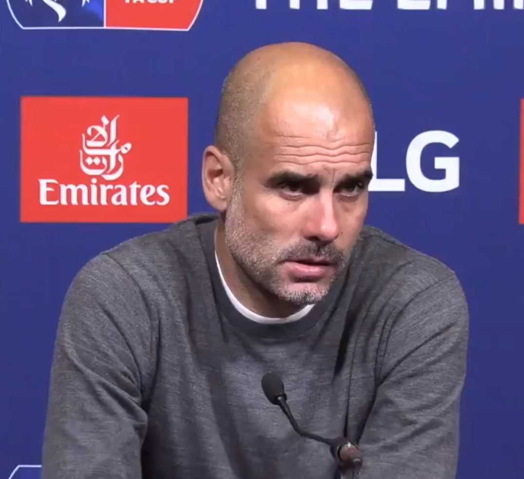 Man City News: Pep Guardiola reacts in a furious way when he was questioned  about money laundering