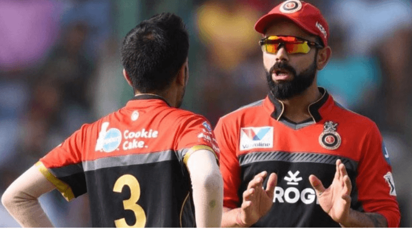 Royal Challengers Bangalore Team 2019