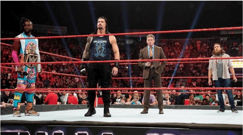 WWE RAW May 6 2019: Results, Recap and Analysis   WWE NEWS
