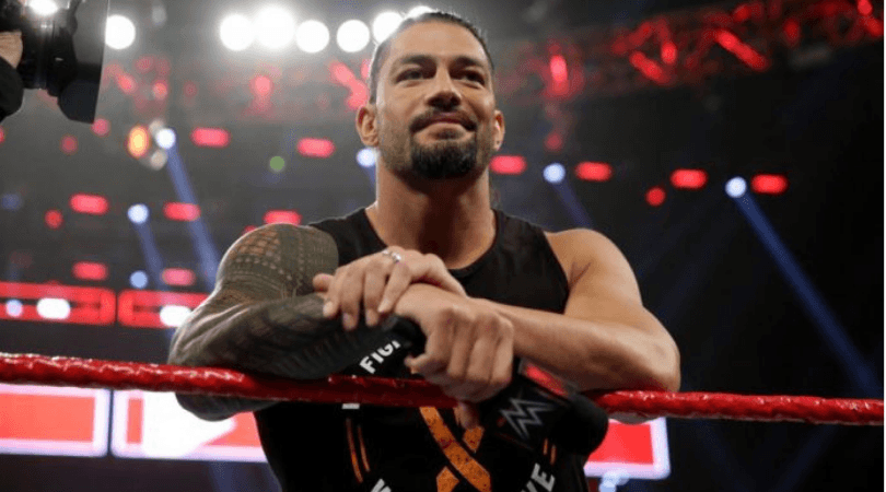 Roman Reigns: The Big Dog is set to feature on Miz TV at this week's Raw | WWE News