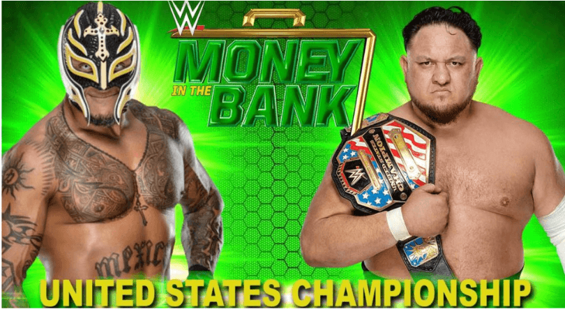 WWE Money in the bank 2019: Rey Mysterio wins the United States Championship for the first time in his career   WWE News