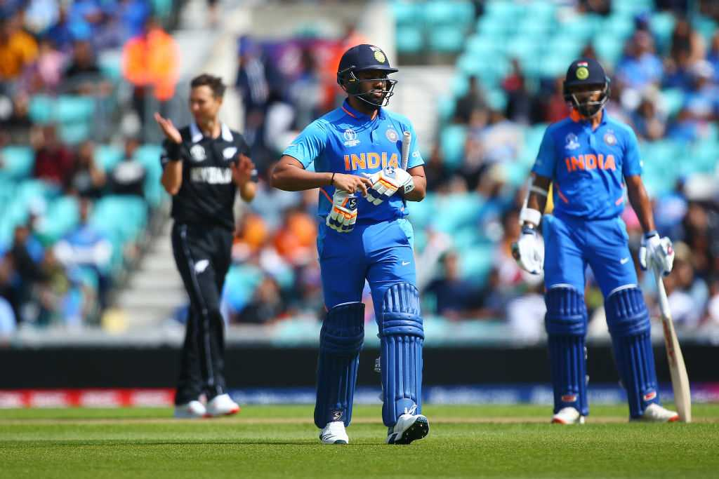 Rohit Sharma, Shikhar Dhawan and KL Rahul depart cheaply in India vs New Zealand World Cup Warm-up match; Twitter reacts