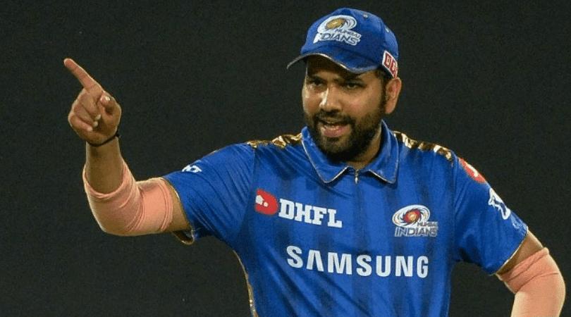 Rohit Sharma vs CSK