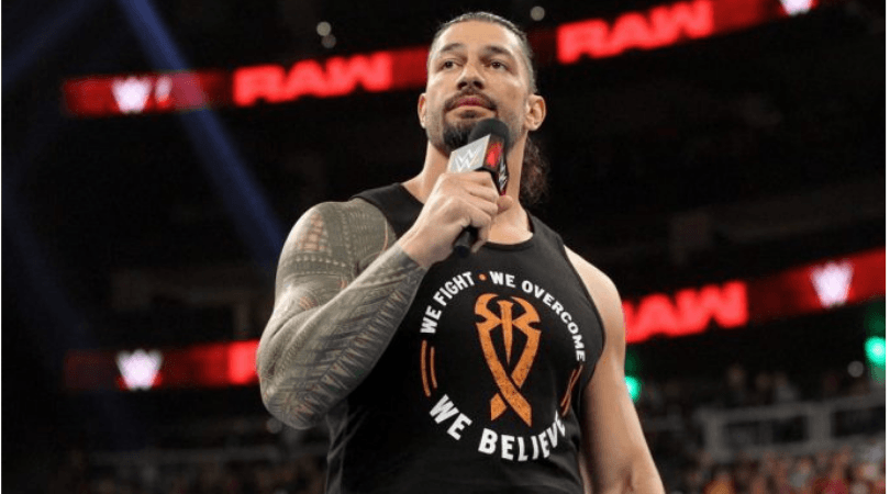 Roman Reigns on Raw: SmackDown stars Invade WWE Raw   WWE News