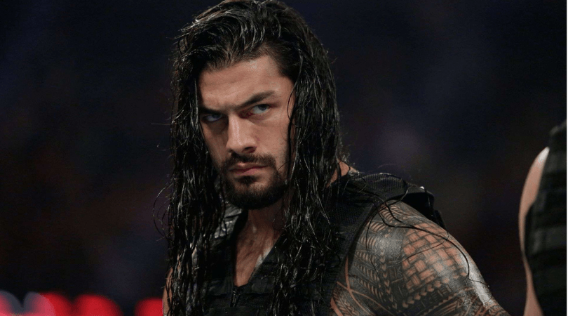 Roman Reigns: The Big Dog's opponent for WWE Stomping Grounds revealed