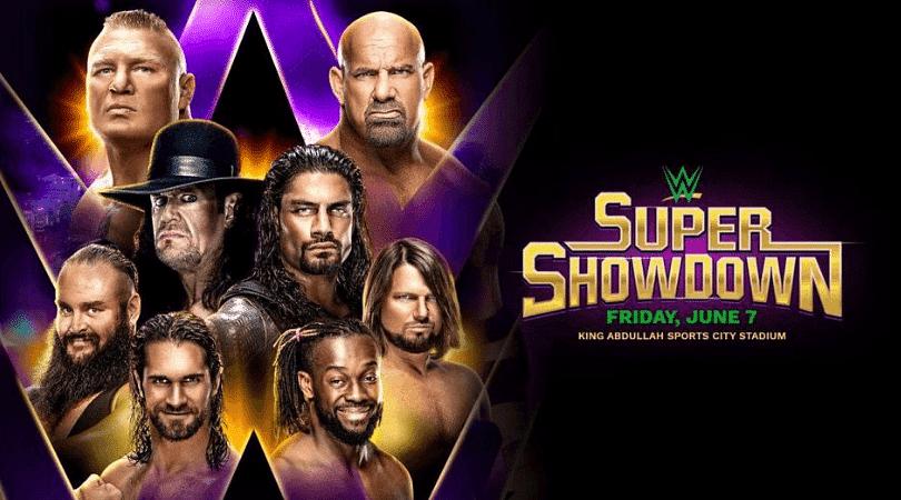 WWE Saudi Arabia: Real reason why Wrestlers have pulled out of WWE Super Showdown