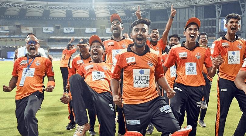 AT vs SPL Dream 11 Prediction: Best Dream11 team for today's Aakash Tigers vs Shivaji Park Lions in T20 Mumbai League