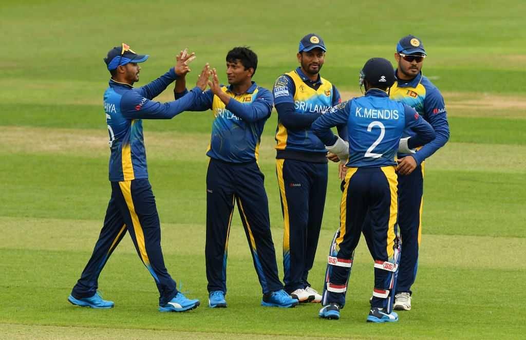 New Zealand vs Sri Lanka Head to Head Record in ODIs   ICC Cricket World Cup 2019 Match 3