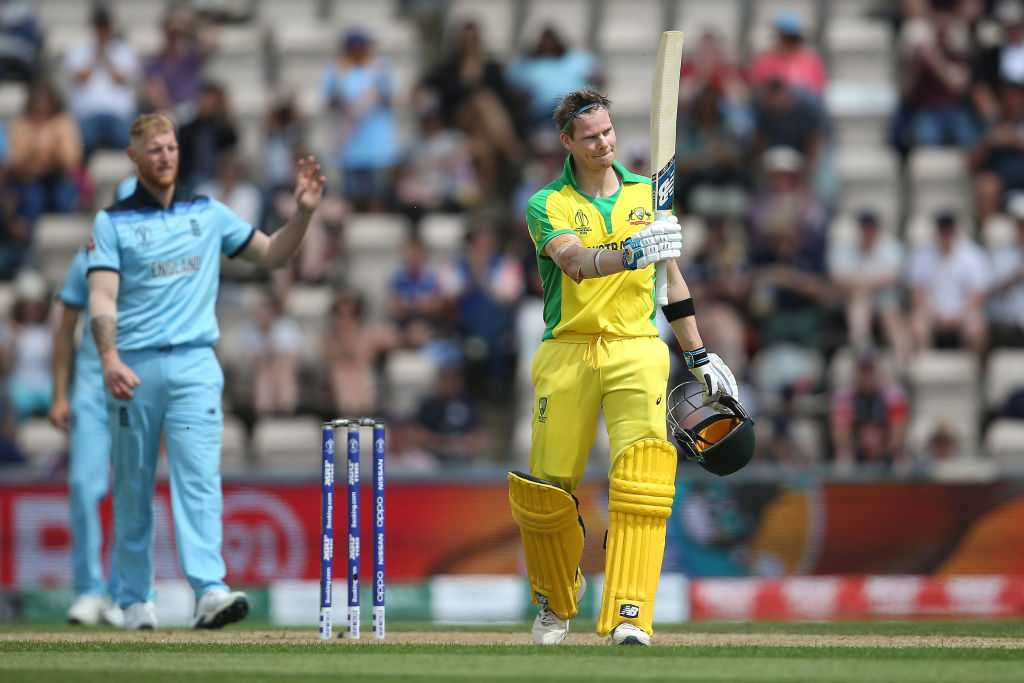 Steve Smith century vs England: Twitter reactions on Smith's hundred in 2019 World Cup Warm-up Match vs England