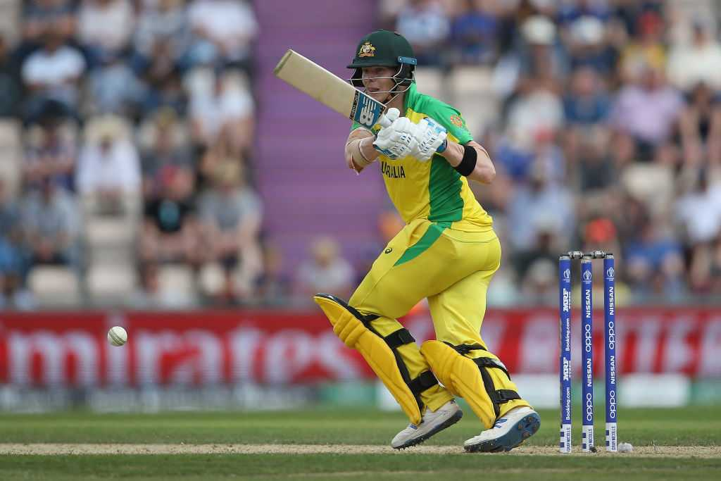 Steve Smith booed: Australian batsman reacts on being booed during 2019 World Cup warm-up match vs England
