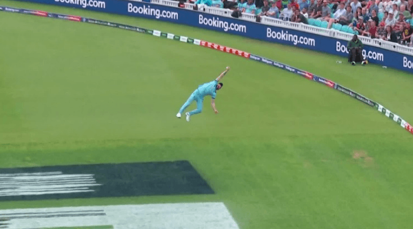 Ben Stokes catch vs South Africa: Watch Stokes snatches unbelievable one-handed catch to dismiss Andile Phehlukwayo
