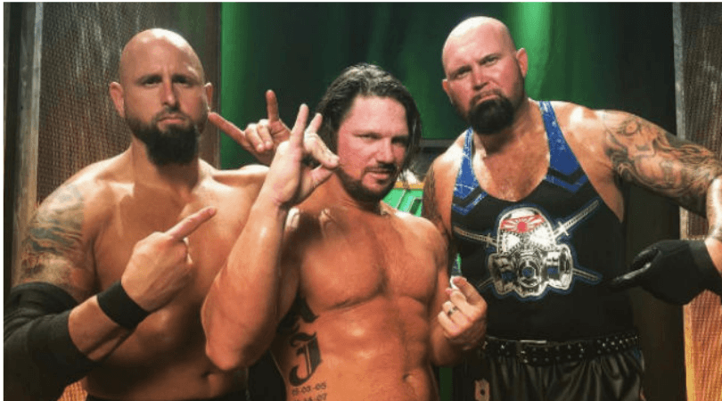 AJ Styles: The Phenomenal one will team up with The Club for one last ride   WWE News