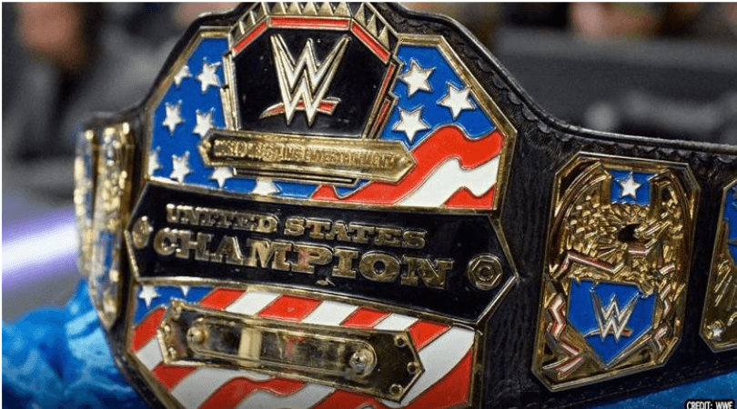 WWE United States Championship: Rey Mysterio forced to relinquish the title | WWE News