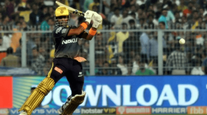 Twitter reactions on Robin Uthappa's utra-slow innings