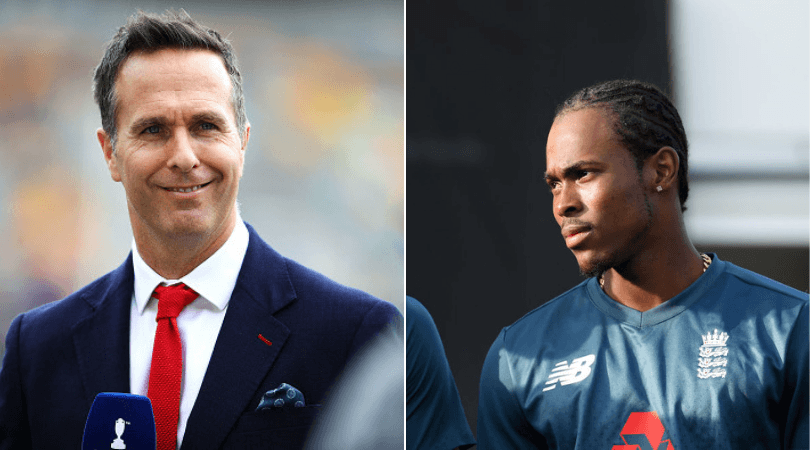 Jofra Archer News: Michael Vaughan justifies picking England pacer over David Willey in 2019 World Cup squad