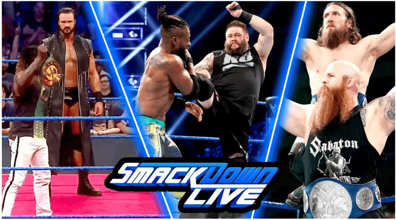 WWE SmackDown May 28 2019: Hits and Misses from SmackDown Live