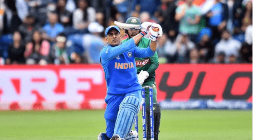 MS Dhoni century vs Bangladesh: Twitter hails Dhoni after his magnificent innings in 2nd warm-up match