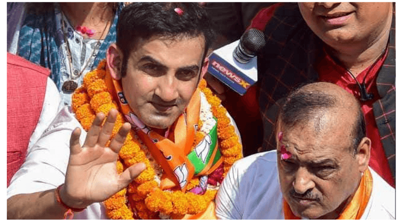 Indian Cricketers react on Narendra Modi's landslide victory in 2019 Lok Sabha Elections