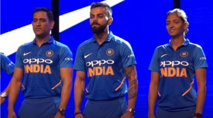 When will India wear away jersey in Cricket World Cup 2019?