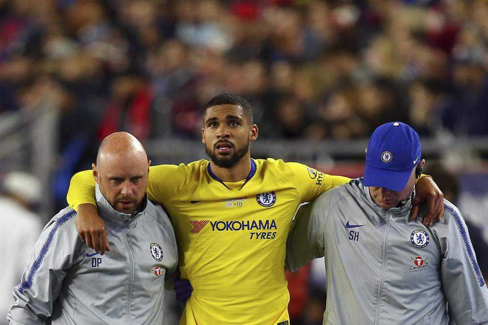 Ruben Loftus Cheek Injury Update: Chelsea star out for 'at least six months' following Achilles injury