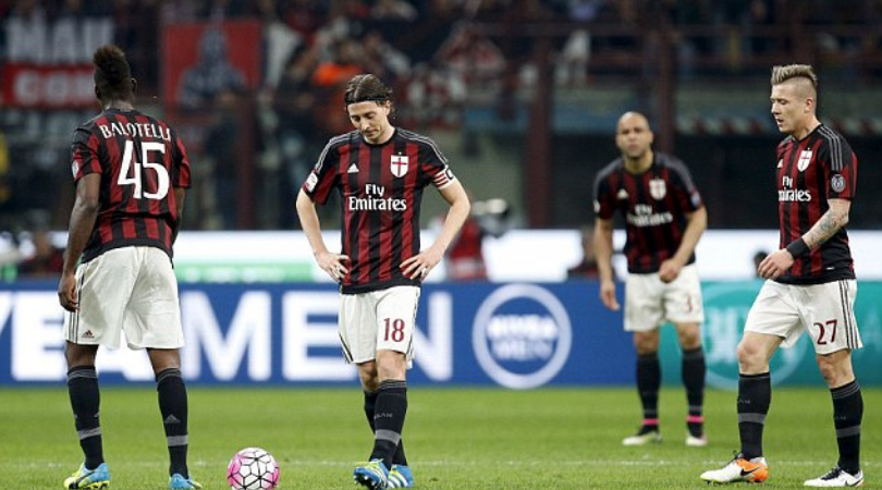 Italian Club, AC Milan, banned from Europa League for one year
