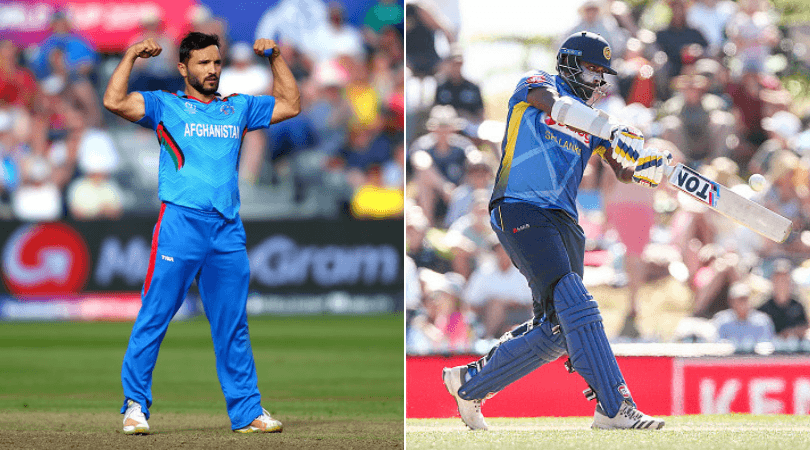 Afghanistan vs Sri Lanka Head to Head Record in ODIs | ICC Cricket World Cup 2019 Match 7