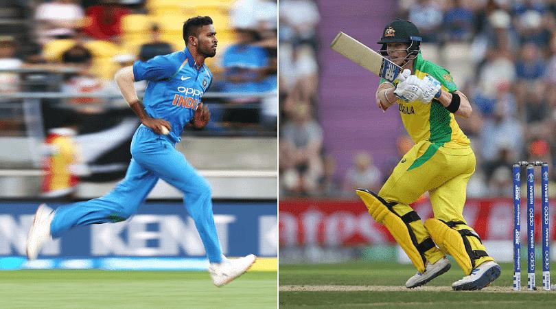 AUS vs IND Dream 11 Prediction: Best Dream11 team for today's Australia vs India   2019 Cricket World Cup