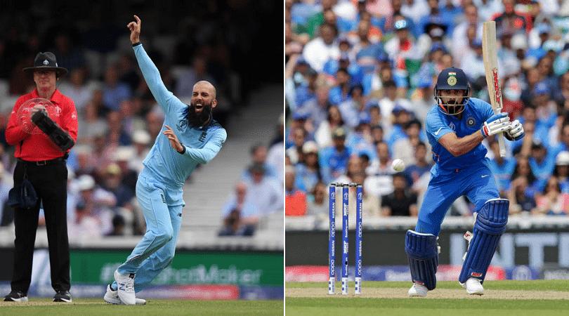 Moeen Ali confident of dismissing Virat Kohli in England vs India 2019 Cricket World Cup match