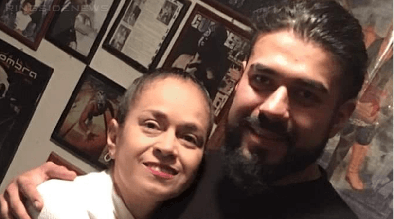 WWE Andrade: WWE Superstar's mother passes away hours after his Super ShowDown match