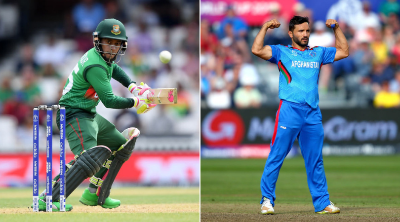 Bangladesh vs Afghanistan Match Prediction: Who Will Win Today Cricket World Cup Match   CWC 2019
