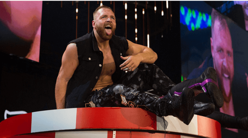 WWE News: WWE backstage reactions to Jon Moxley's 'Talk is Jericho' interview.
