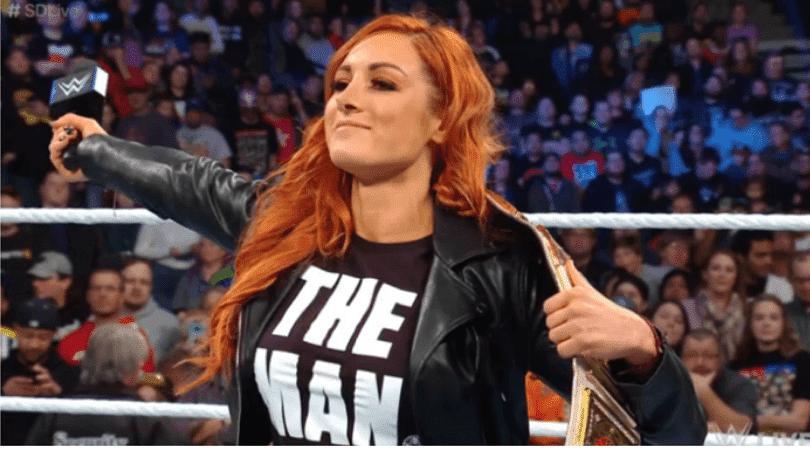 Becky Lynch: WWE Raw women's Champion speaks as herself after meeting a special fan