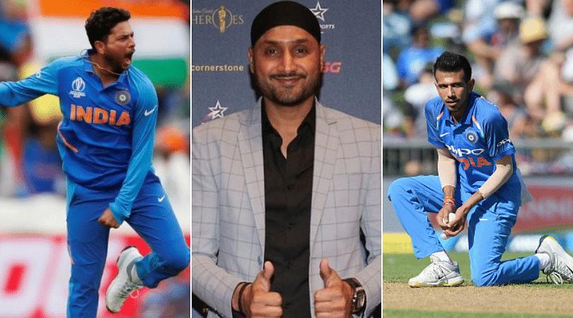 Should India play Yuzvendra Chahal and Kuldeep Yadav in 2019 Cricket World Cup, Harbhajan Singh answers