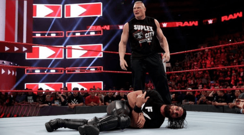 WWE Universal Championship: Brock Lesnar reveals when he'll cash in his Money in the bank Contract