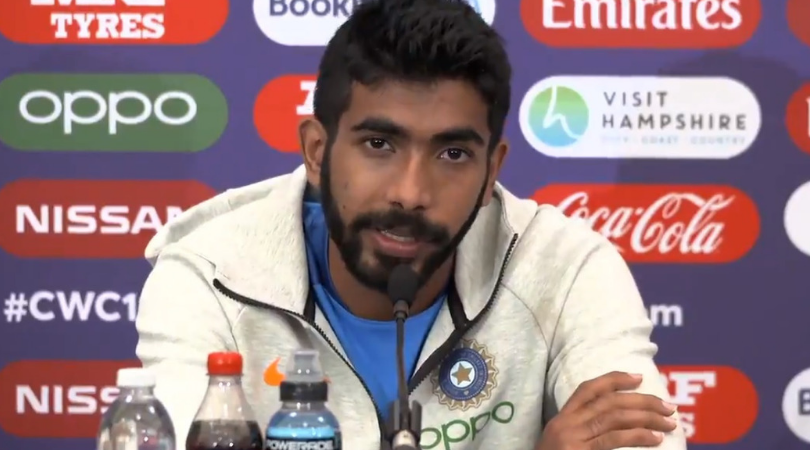WATCH: Jasprit Bumrah passes emotional statement on Shikhar Dhawan getting ruled out of 2019 Cricket World Cup