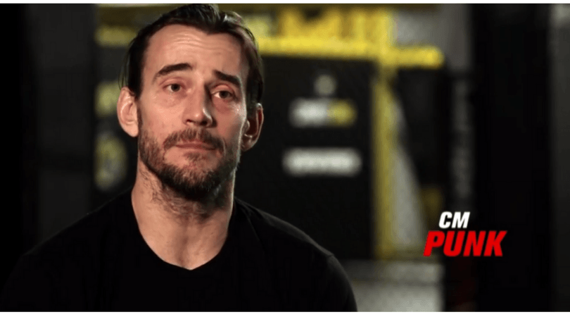 CM Punk pokes fun at Chael Sonnen's claims of WWE offering him a million to no show UFC match