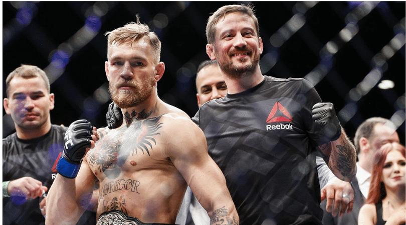 Conor McGregor: UFC Superstar's coach provides update on his future