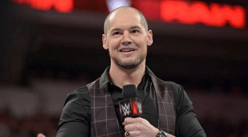 WWE Rumors: The real reason why Vince McMahon is pushing Baron Corbin