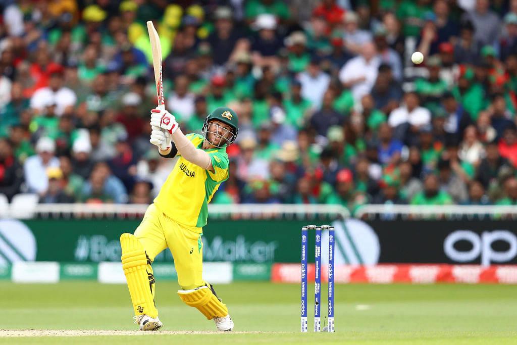 Twitter reactions on David Warner's fantastic century vs Bangladesh in ICC Cricket World Cup 2019