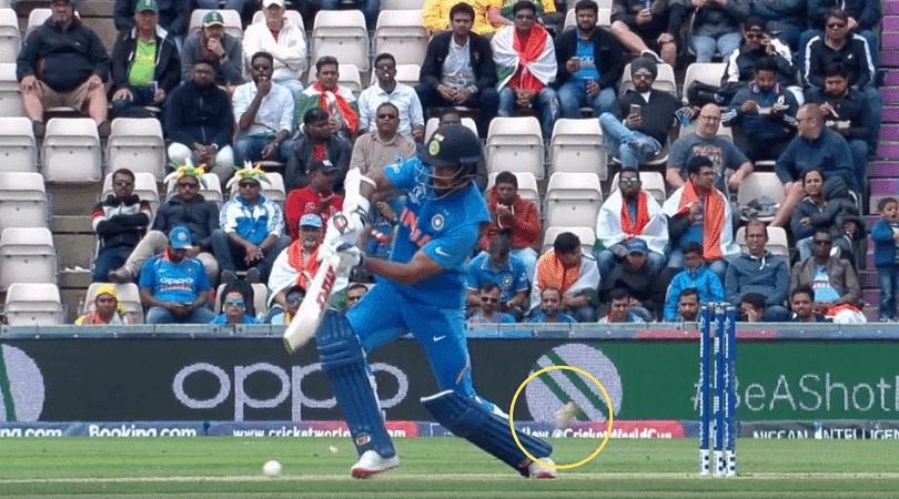 Shikhar Dhawan breaks his bat: Watch Kagiso Rabada's pinpoint yorker breaks Dhawan's bat