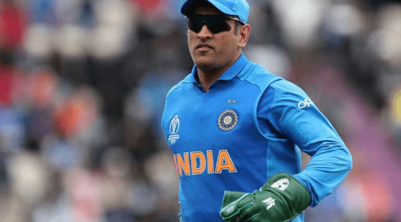 ICC passes verdict on MS Dhoni's army insignia controversy in ICC Cricket World Cup 2019