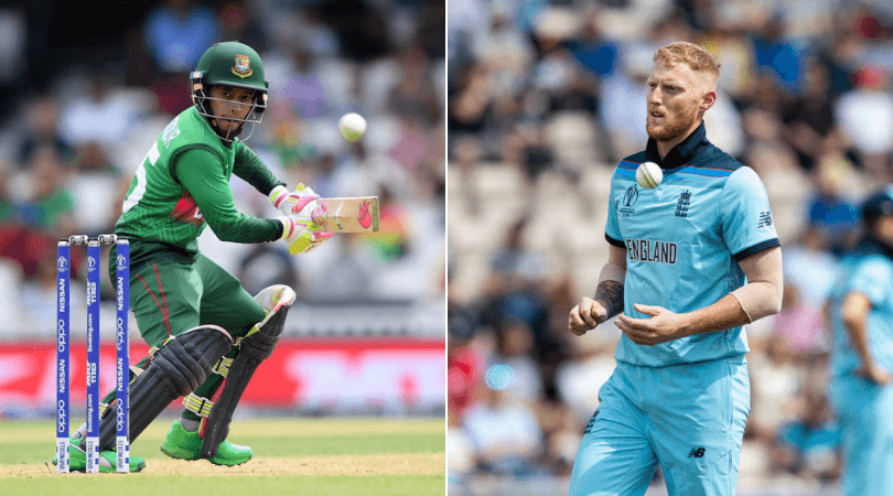 ENG vs BAN Dream 11 Prediction: Best Dream11 team for today's England vs Bangladesh | CWC 2019 Match 12