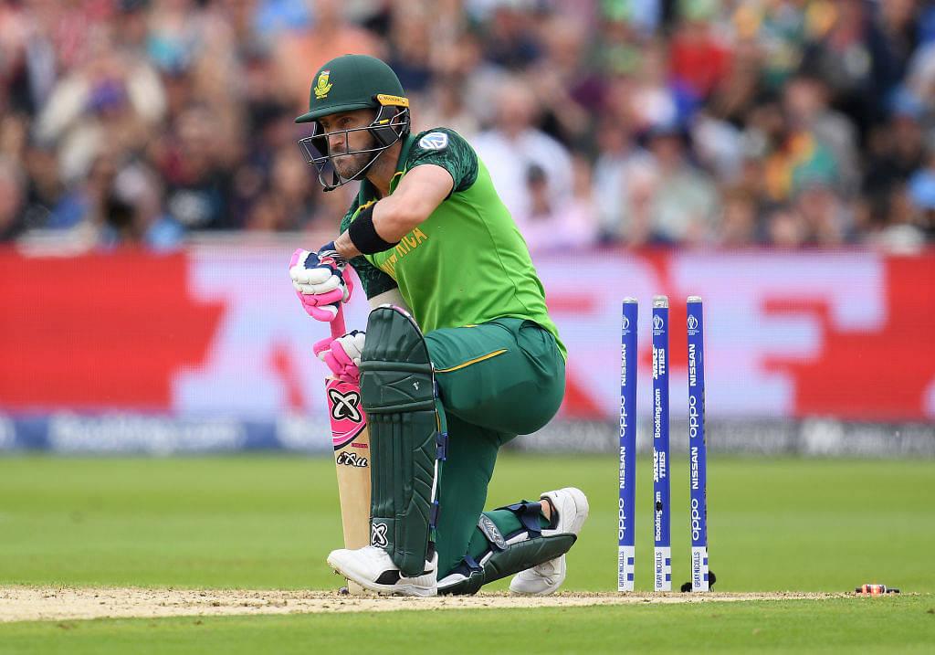 Faf du Plessis dismissal vs NZ: Watch South African captain gets bowled off Lockie Ferguson's lethal yorker