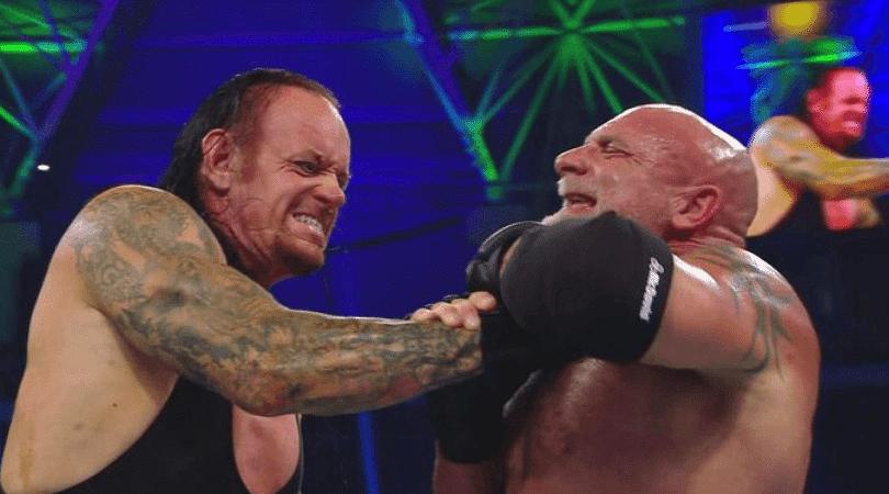 The Undertaker Vs Goldberg: Worst match in WWE history?