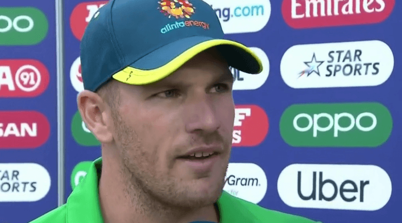 David Warner: Aaron Finch comments on Warner's comeback innings vs Afghanistan during 2019 Cricket World Cup