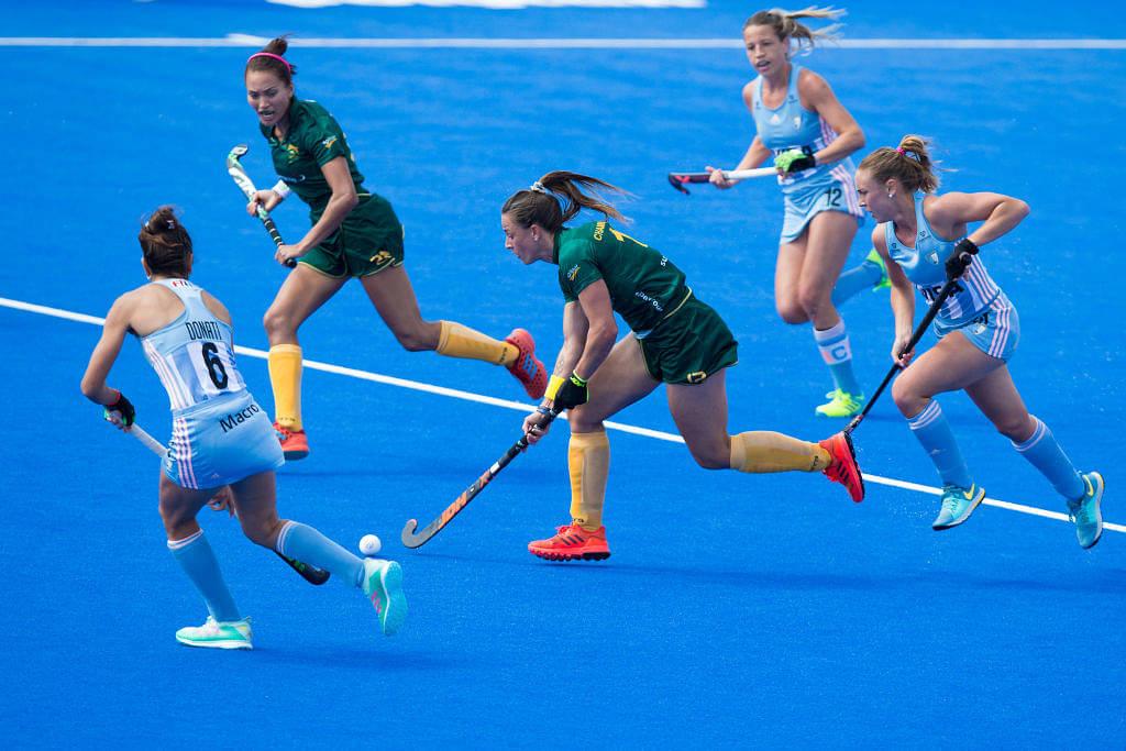 ITA-W vs SA-W Dream 11 Prediction : Best Dream11 team for today's Italy vs South Africa | Women FIH Series Final